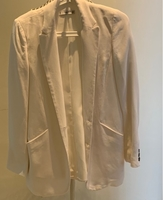Used White jacket Mango in Dubai, UAE