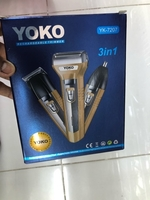Used 3 in 1 rechargeable trimmer/ new/ sealed in Dubai, UAE