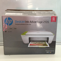 Used Hp deskjet 2135 ink advantage AIO in Dubai, UAE