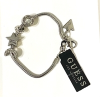 Used Guess bracelet with charms NEW in Dubai, UAE