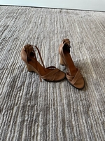 Used Mango sandals size 39-40 in Dubai, UAE