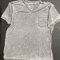 T-shirt (One90One)-Gray-size XL
