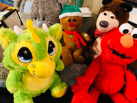 Used Plush toys 5p. in Dubai, UAE