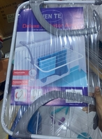 Used Foldable Clothes Drying Rack Stand -New in Dubai, UAE