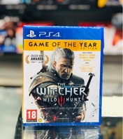 Used PS4 The Witcher 3 in Dubai, UAE