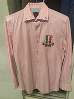 Used Louis Feraud shirt size M in Dubai, UAE