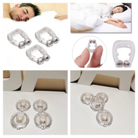 Used Anti snore nose clips 4 pcs in Dubai, UAE