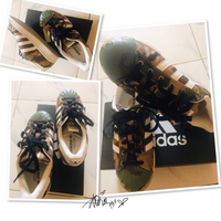 Used Adidas Superstar Army Green size 36 💙 in Dubai, UAE