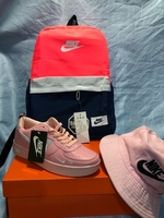 Used Offer Nike AF1, Bagpack, and hat in Dubai, UAE