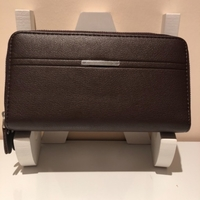 Used Long brown wallet  in Dubai, UAE