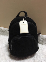 Used Small Fur Backpack in Dubai, UAE