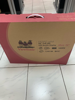 Used Viewsonic 24inch Monitor - Brand New  in Dubai, UAE