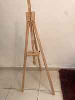 Used Wooden Easel Stand  in Dubai, UAE