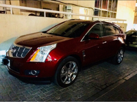 Used Cadillac SRX 2011 in Dubai, UAE