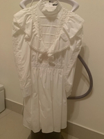 Used Cotton dress size xs NEW in Dubai, UAE