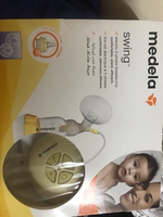 Used Medela swing electric pump in Dubai, UAE