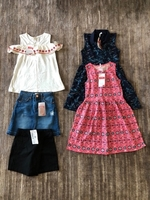 Used 5 items new for a girl 8/9 years old  in Dubai, UAE