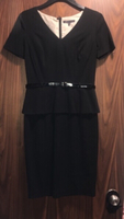 Used Office/Corporate black dress - M & S in Dubai, UAE