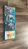 Used Wii U game collection in Dubai, UAE