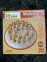 Used Wooden chess game in Dubai, UAE