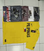 Used Nike filipinas T-shirt 5 pcs Large in Dubai, UAE