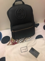 Used Gucci Soho Backpack  in Dubai, UAE