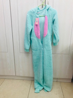 Used  onesie bunny 10/12 yrs girls funzietime in Dubai, UAE