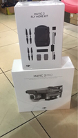 Used Dji Mavic 2 pro with flymore kit new  in Dubai, UAE