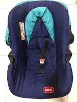 Used Juniors infant CAR seat used in Dubai, UAE
