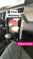 Used Mustang andriod tesla screen in Dubai, UAE