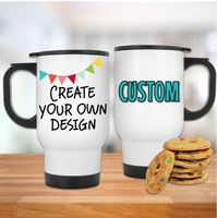 Used personalised mug/tumbler in Dubai, UAE