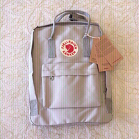 Used Fjallraven Kanken backpack (new with tag in Dubai, UAE