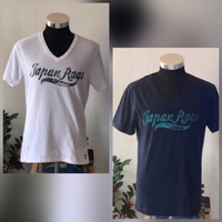Used Japan Rags V Neck T-Shirt/M-L/Orig in Dubai, UAE