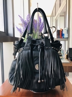 Used Oroton Limited Edition Lido Tassel Tote in Dubai, UAE
