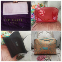 Used 4 POUCHES/WALLET FROM TED BAKER.. in Dubai, UAE