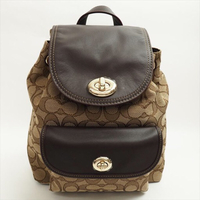 Used Coach Backpack- Authentic  in Dubai, UAE