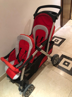 Used Chicco double stroller  in Dubai, UAE