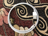 Used Lightning Cable (Brand New) in Dubai, UAE