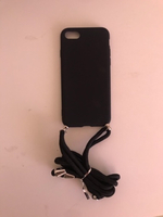 Used iPhone 8 cover with strap new in Dubai, UAE