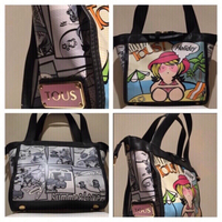 TOUS small Comic Bag Preloved