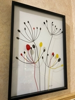 Used Wall art decor ( Fixed price )  in Dubai, UAE