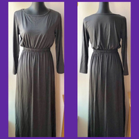 Used Dark Gray Maxi Dress/XL in Dubai, UAE