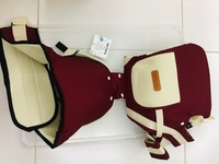 Used Brand New BabyLab carrier Red wine in Dubai, UAE