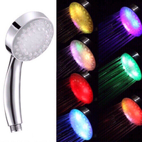 Used 7 Color LED Shower Head- Battery less  in Dubai, UAE