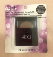 Used ARDELL eyebrow powder  in Dubai, UAE