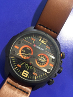 Used CURREN WATCH only you change battery  in Dubai, UAE