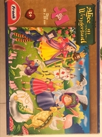 Used Puzzle Alice 60 pcs in Dubai, UAE