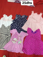 Used selling my daughter clothes all 100dhs. in Dubai, UAE
