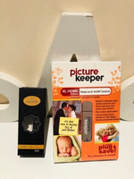 Used Picture keeper & 1 refillable perfume   in Dubai, UAE