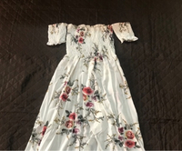 Used 2 dresses 👗 size xxl in Dubai, UAE